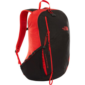 The North Face Kuhtai Evo 28 Sac à dos, fiery red/tnf black